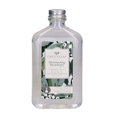 Масло для аромадиффузоров Мерцающий Снежник (Shimmering Showberry) Greenleaf
