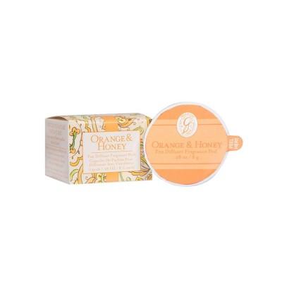Капсула для вентилятора Апельсин и Мед (Orange & Honey) Greenleaf