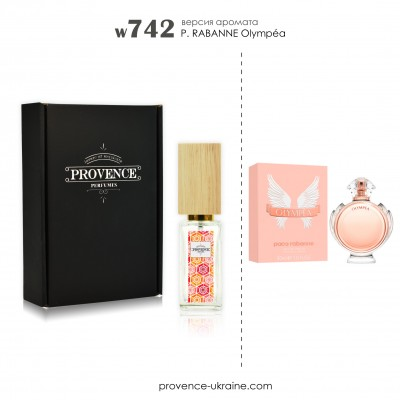 Масляные духи Paco RABANNE Olympéa (w742)